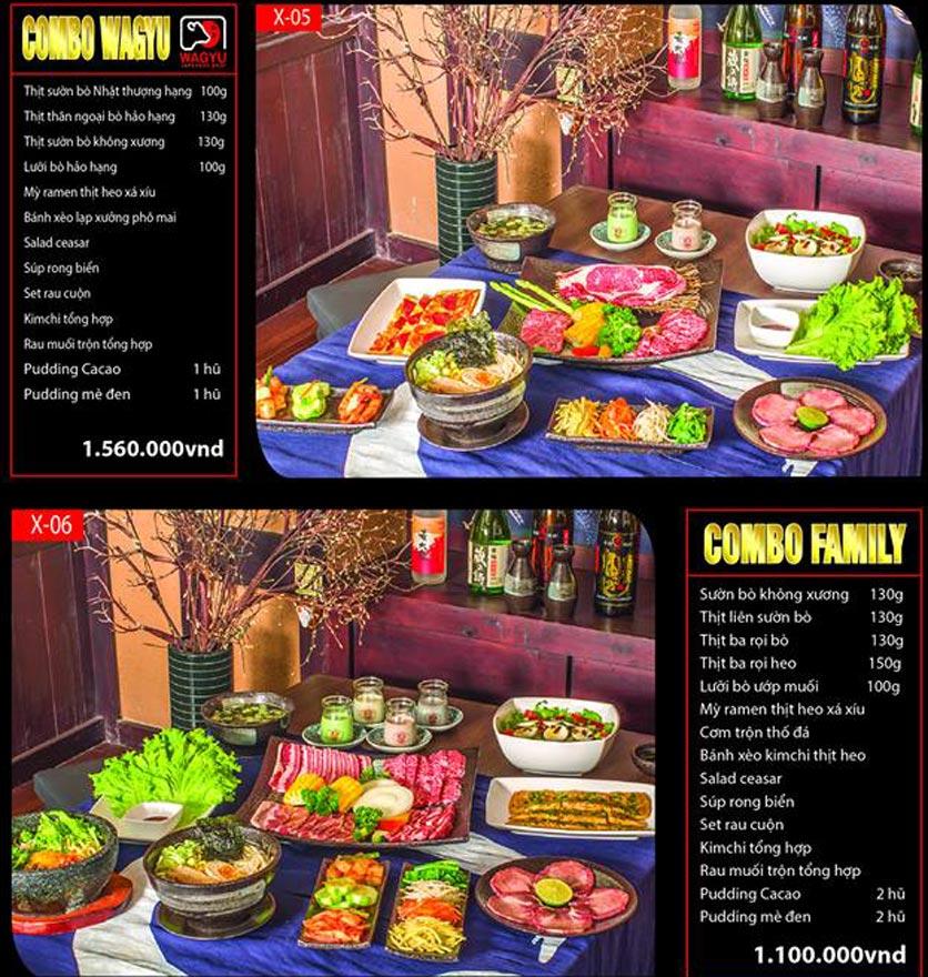 Menu Tokori BBQ - Ngô Quyền 36