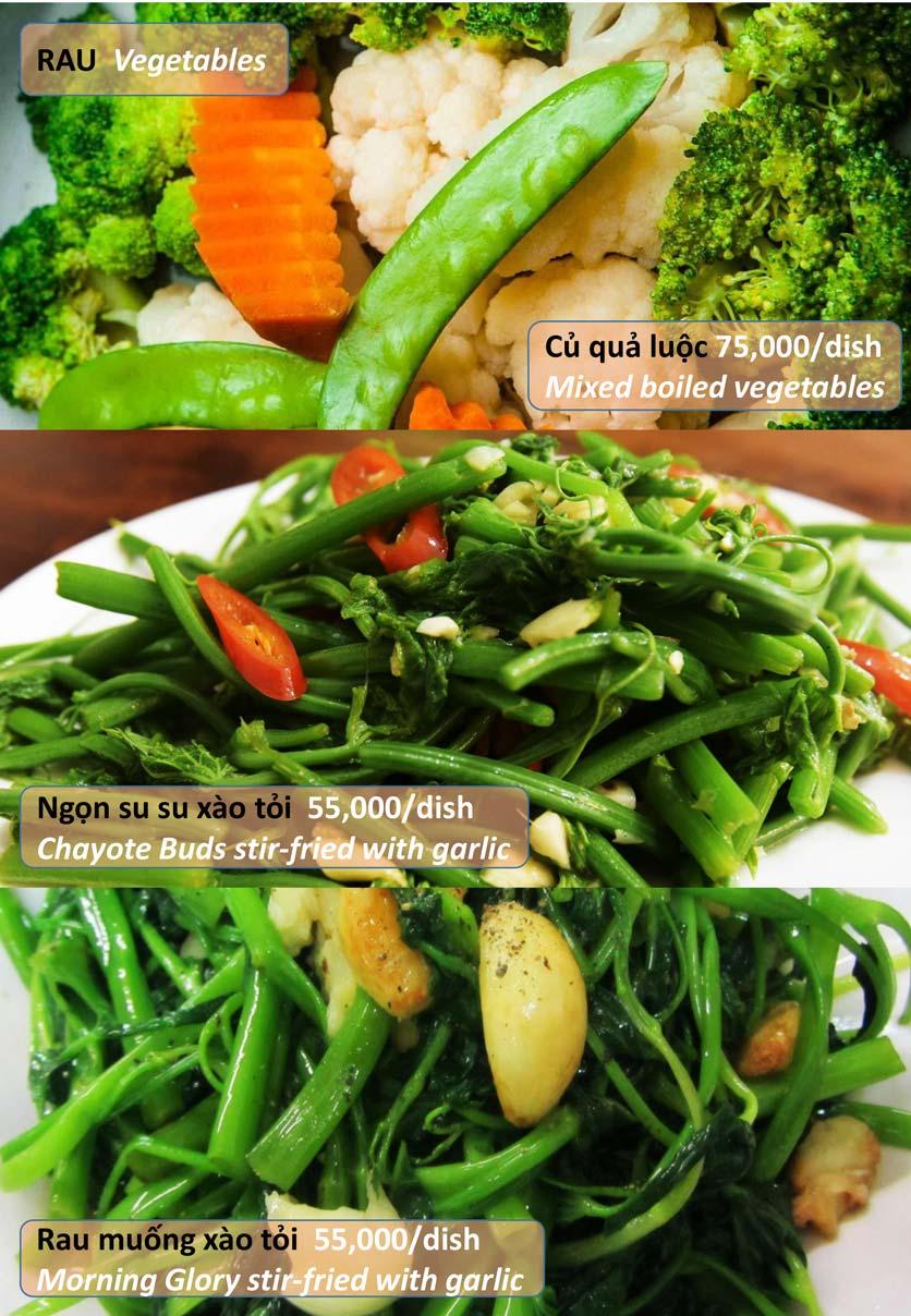 Menu Hải Sản Tomato - Lê Văn Hưu  11