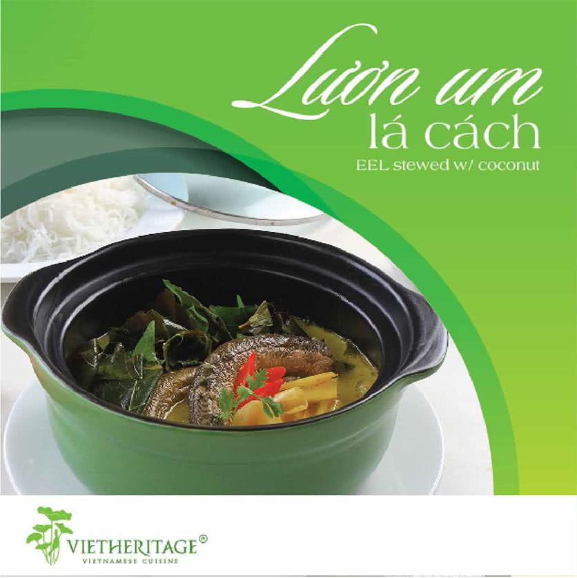 Menu Vietheritage - Võ Văn Tần 25