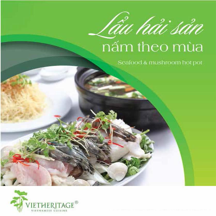 Menu Vietheritage - Võ Văn Tần 27