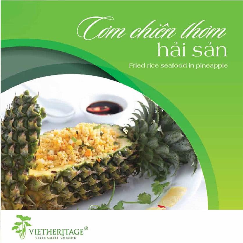 Menu Vietheritage - Võ Văn Tần 30