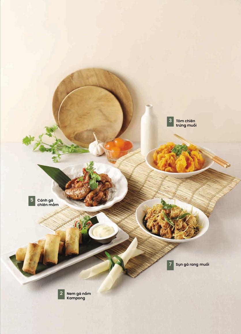 Menu Kampong Chicken House - Cơm Gà Hải Nam - Phạm Ngọc Thạch  11