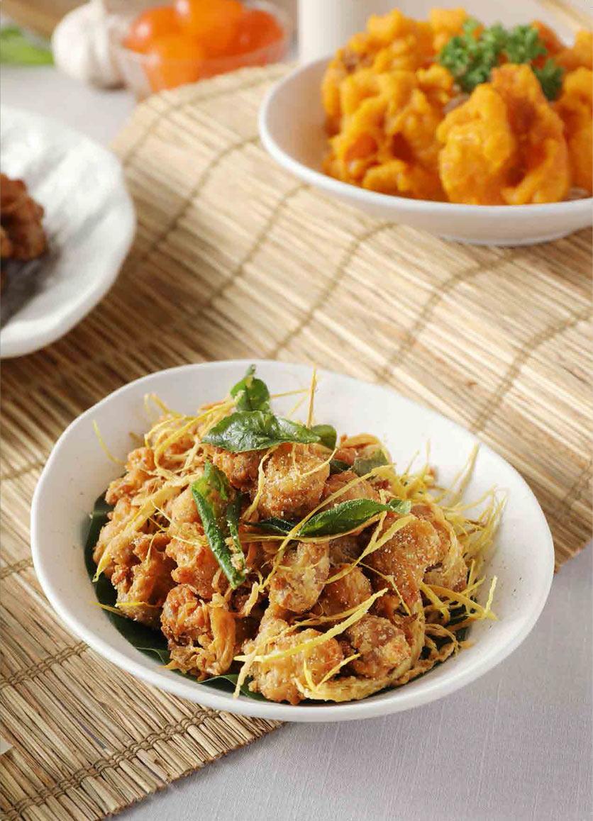 Menu Kampong Chicken House - Cơm Gà Hải Nam - Phạm Ngọc Thạch  13