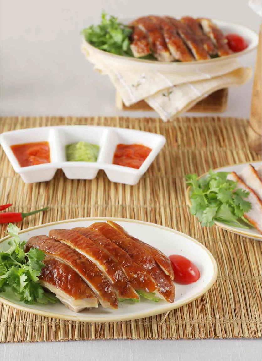 Menu Kampong Chicken House - Cơm gà Hải Nam - Hoàng Đạo Thúy 27