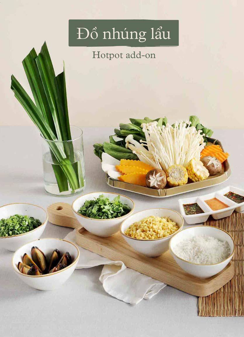 Menu Kampong Chicken House - Cơm gà Hải Nam - Hoàng Đạo Thúy 30