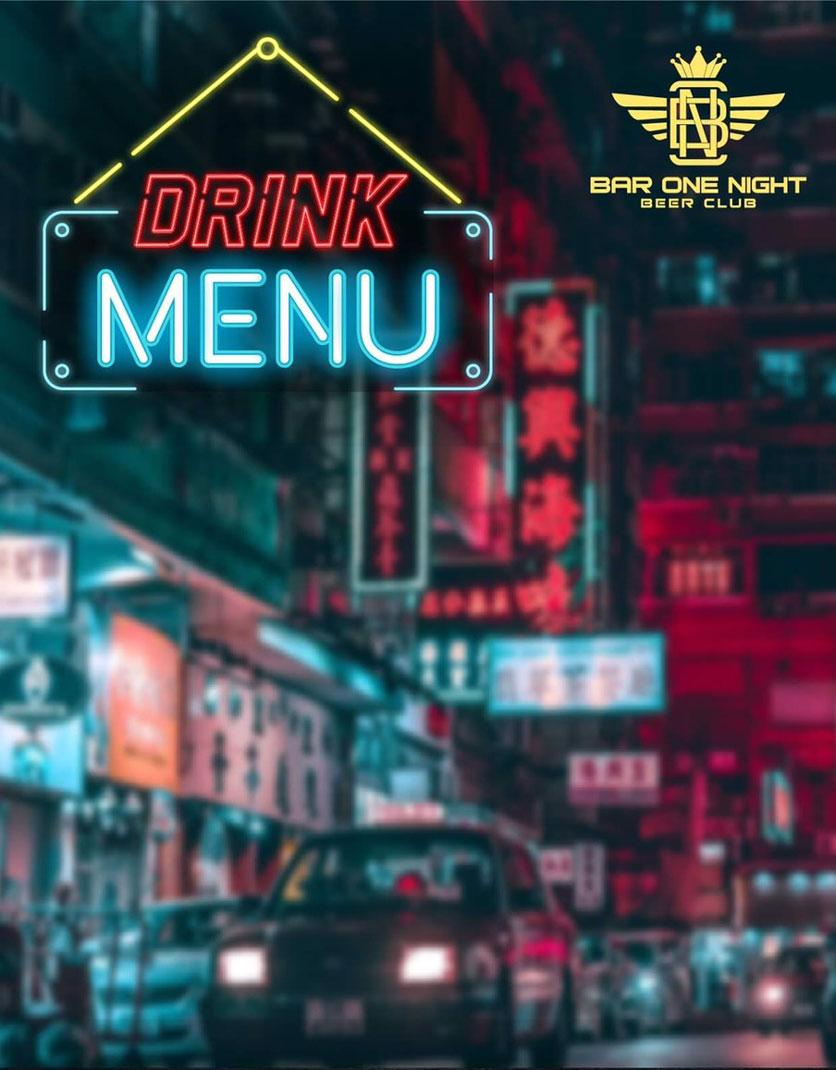 Menu 319 Beer Club - Tây Sơn 10