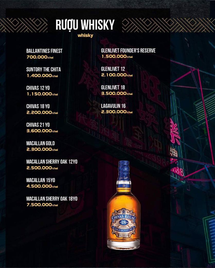 Menu 319 Beer Club - Tây Sơn 18