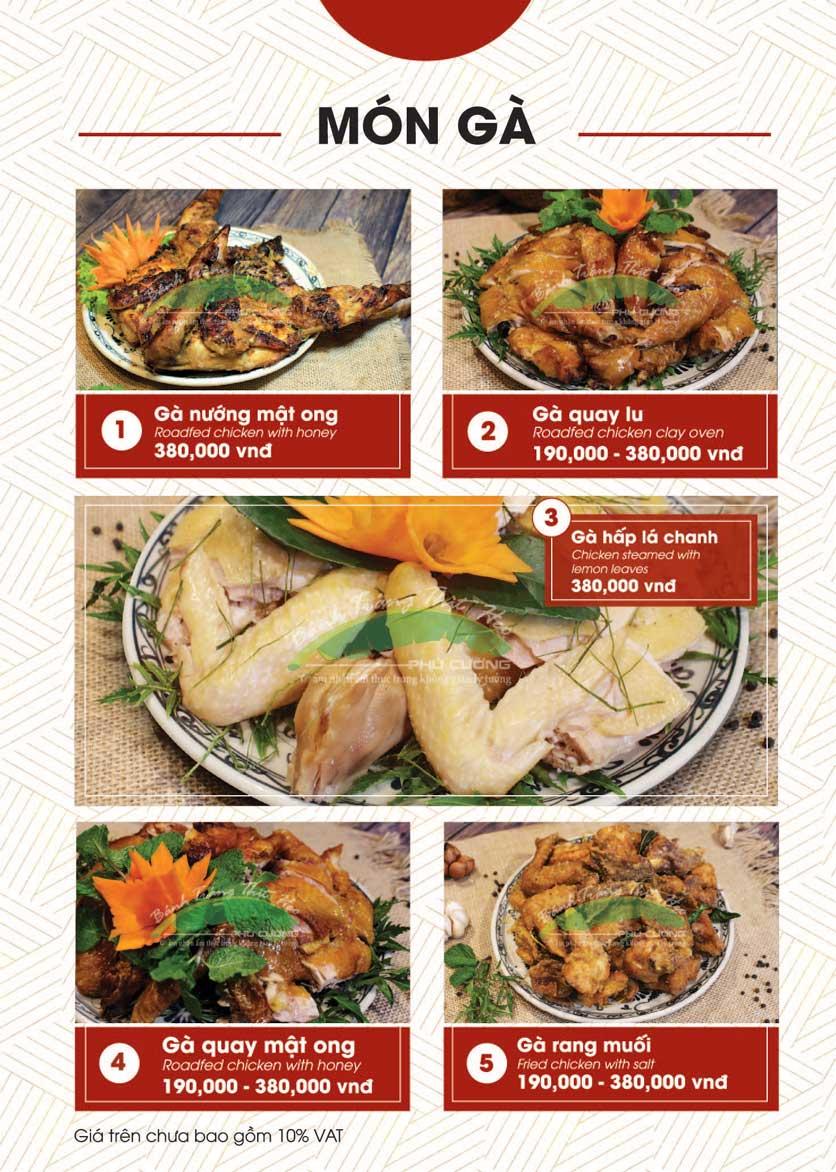 Menu Bánh Tráng Thịt Heo - Hà Đông  15