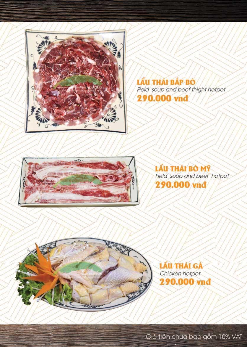 Menu Bánh Tráng Thịt Heo - Hà Đông  26