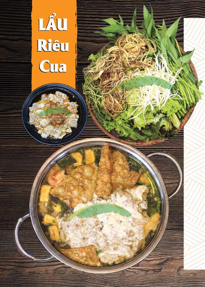 Menu Bánh Tráng Thịt Heo - Hà Đông  27