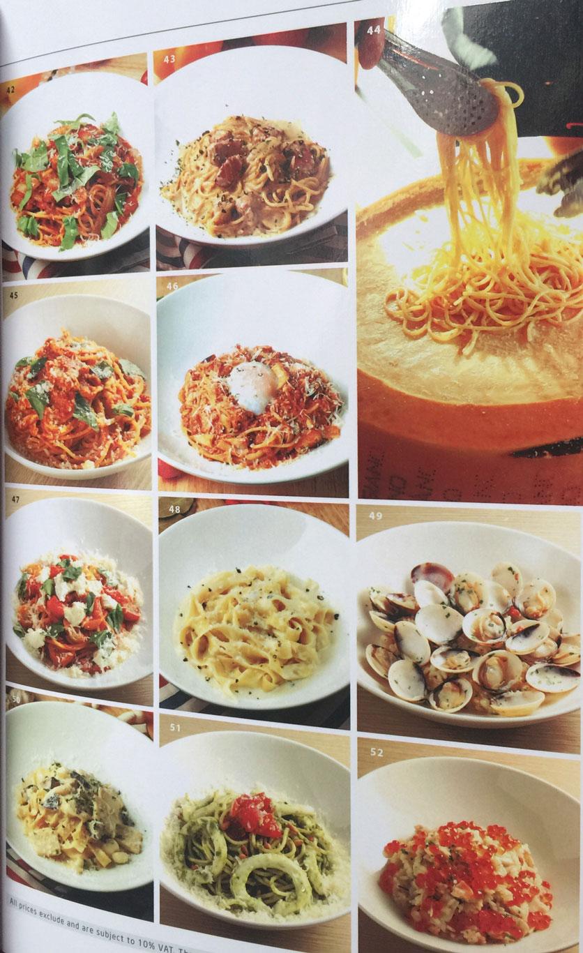 Menu Basta Hiro - Pizza & Pasta - Vincom Mega Mall Thảo Điền   9