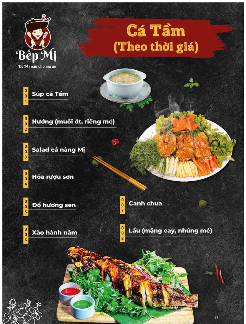 Menu Bếp Mị - Nguyễn Lương Bằng 10