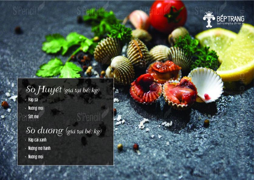 Menu Bếp Trang Restaurant  - Vũ Trọng Khánh 12