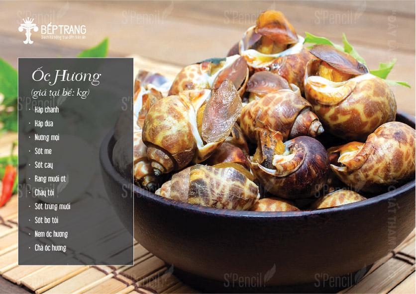 Menu Bếp Trang Restaurant  - Vũ Trọng Khánh 14