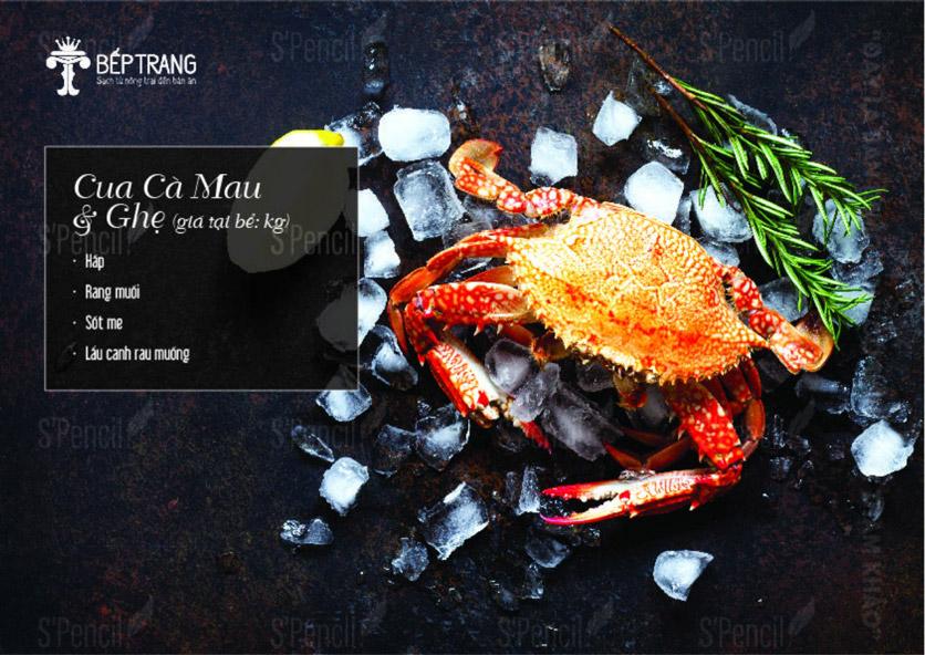 Menu Bếp Trang Restaurant  - Vũ Trọng Khánh 5