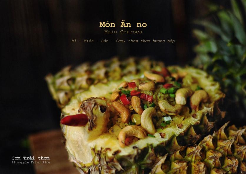 Menu Chay Bếp Xanh An Duyên - Nguyễn Tri Phương 16