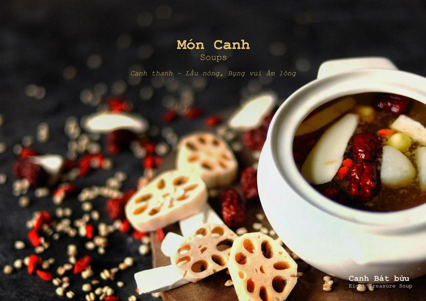 Menu Chay Bếp Xanh An Duyên - Nguyễn Tri Phương 20