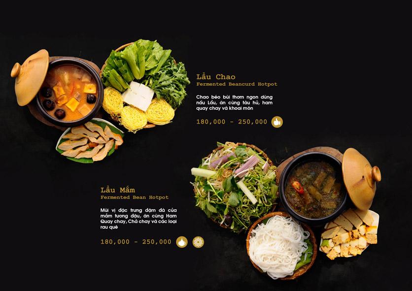 Menu Chay Bếp Xanh An Duyên - Nguyễn Tri Phương 24