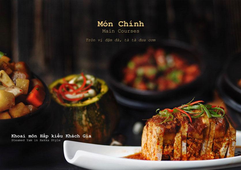 Menu Chay Bếp Xanh An Duyên - Nguyễn Tri Phương 9