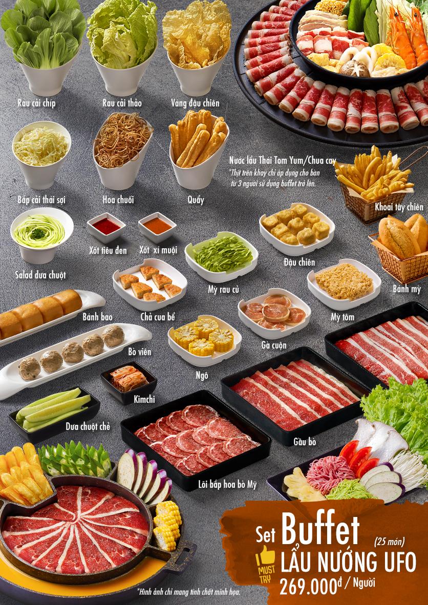 Menu Food House - Xã Đàn  1