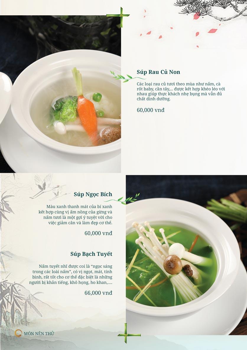 Menu Chay Vị Lai - Lý Thường Kiệt 2