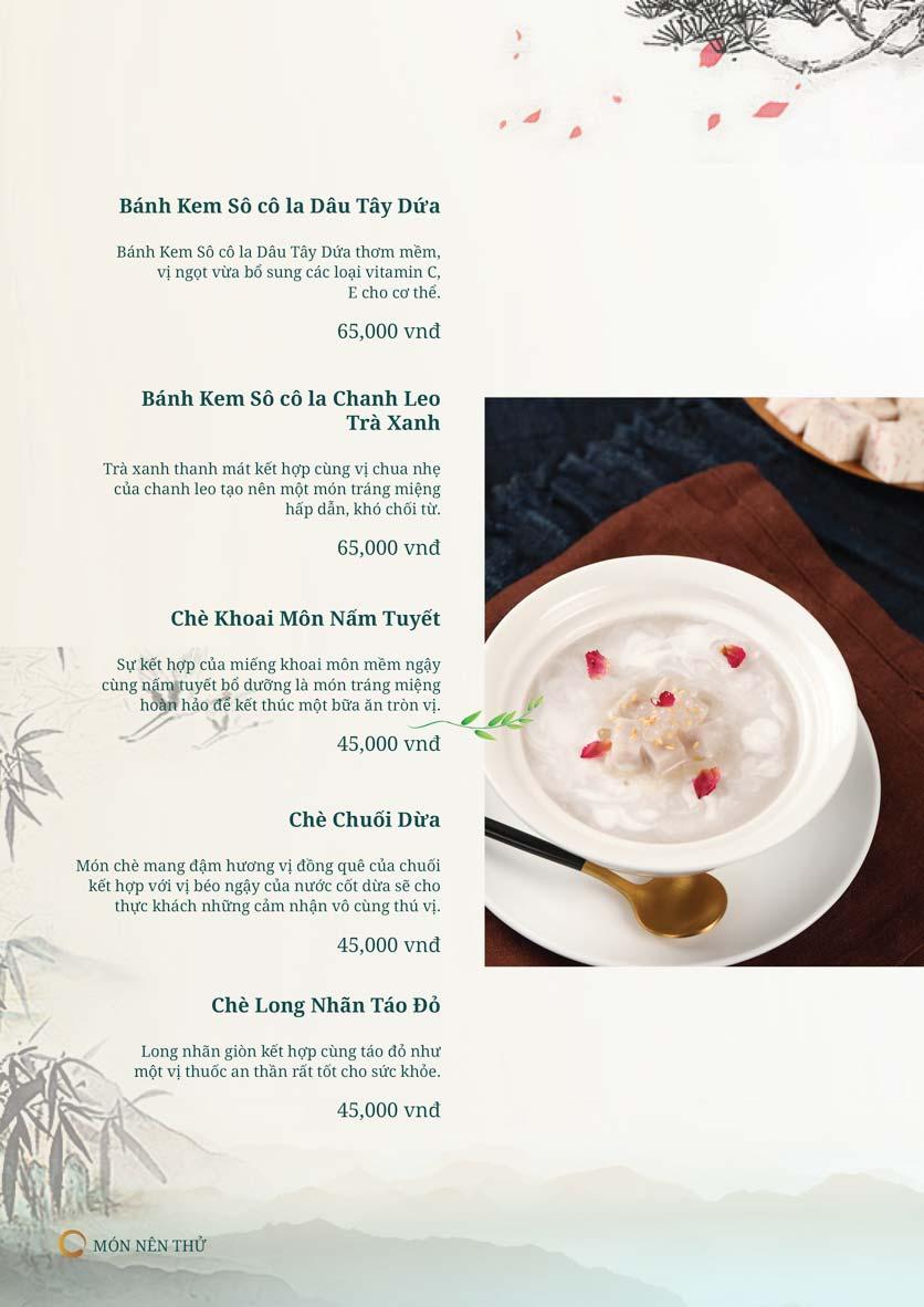 Menu Chay Vị Lai - Lý Thường Kiệt 28