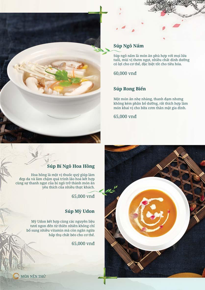 Menu Chay Vị Lai - Lý Thường Kiệt 3