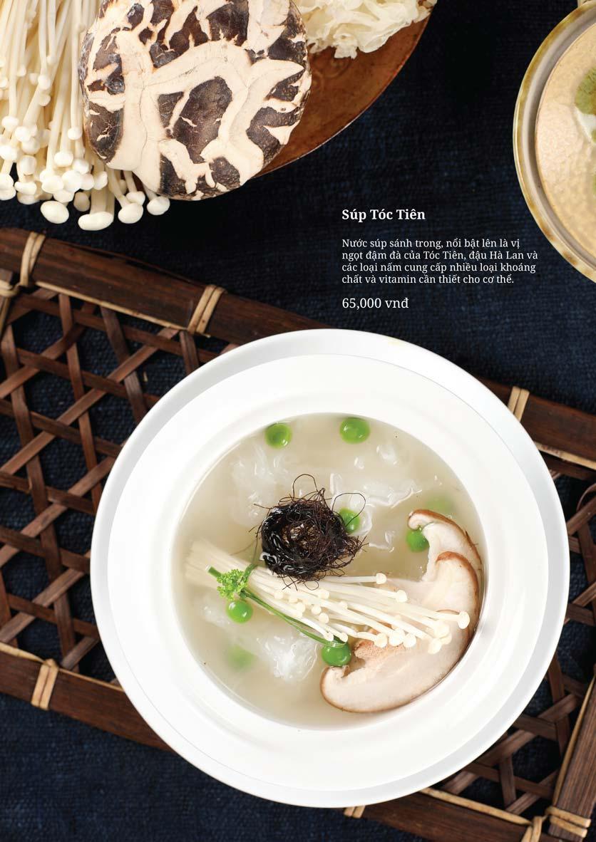 Menu Chay Vị Lai - Lý Thường Kiệt 4