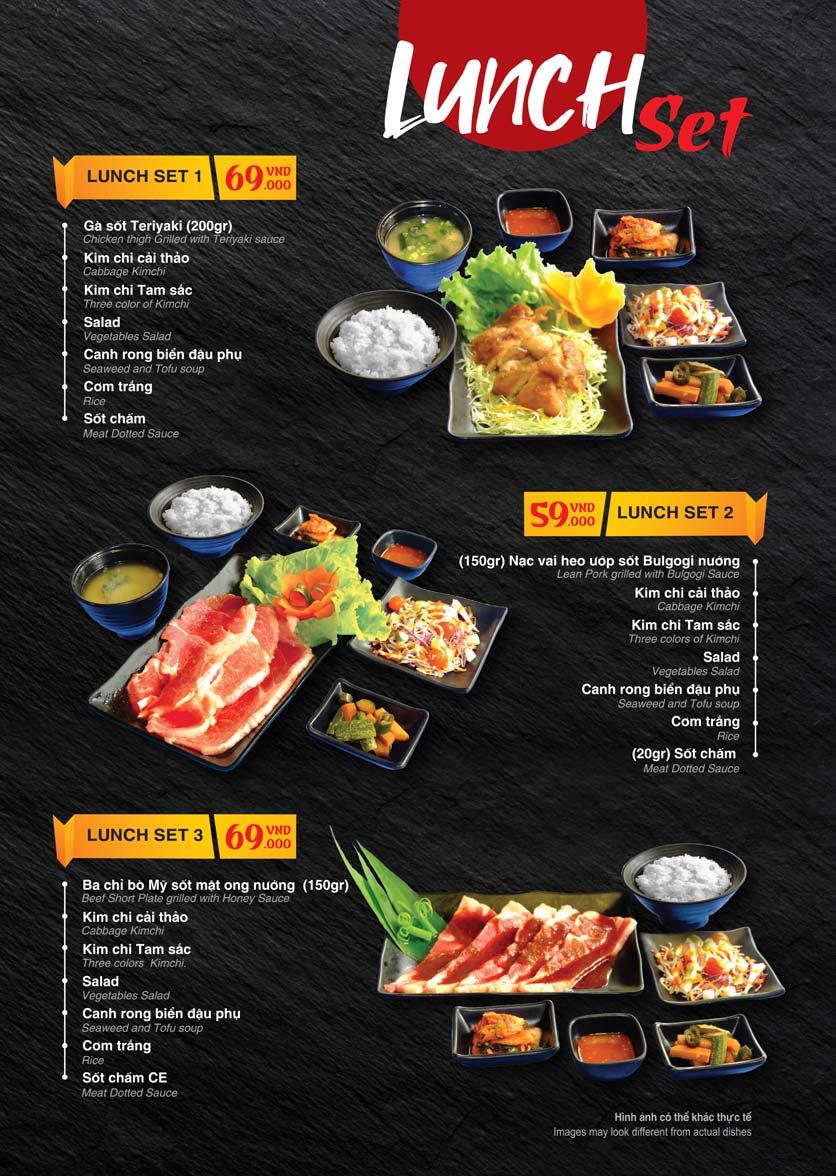 Menu Cheep Eats – Buffet lẩu nướng hải sản - Nguyên Hồng 19