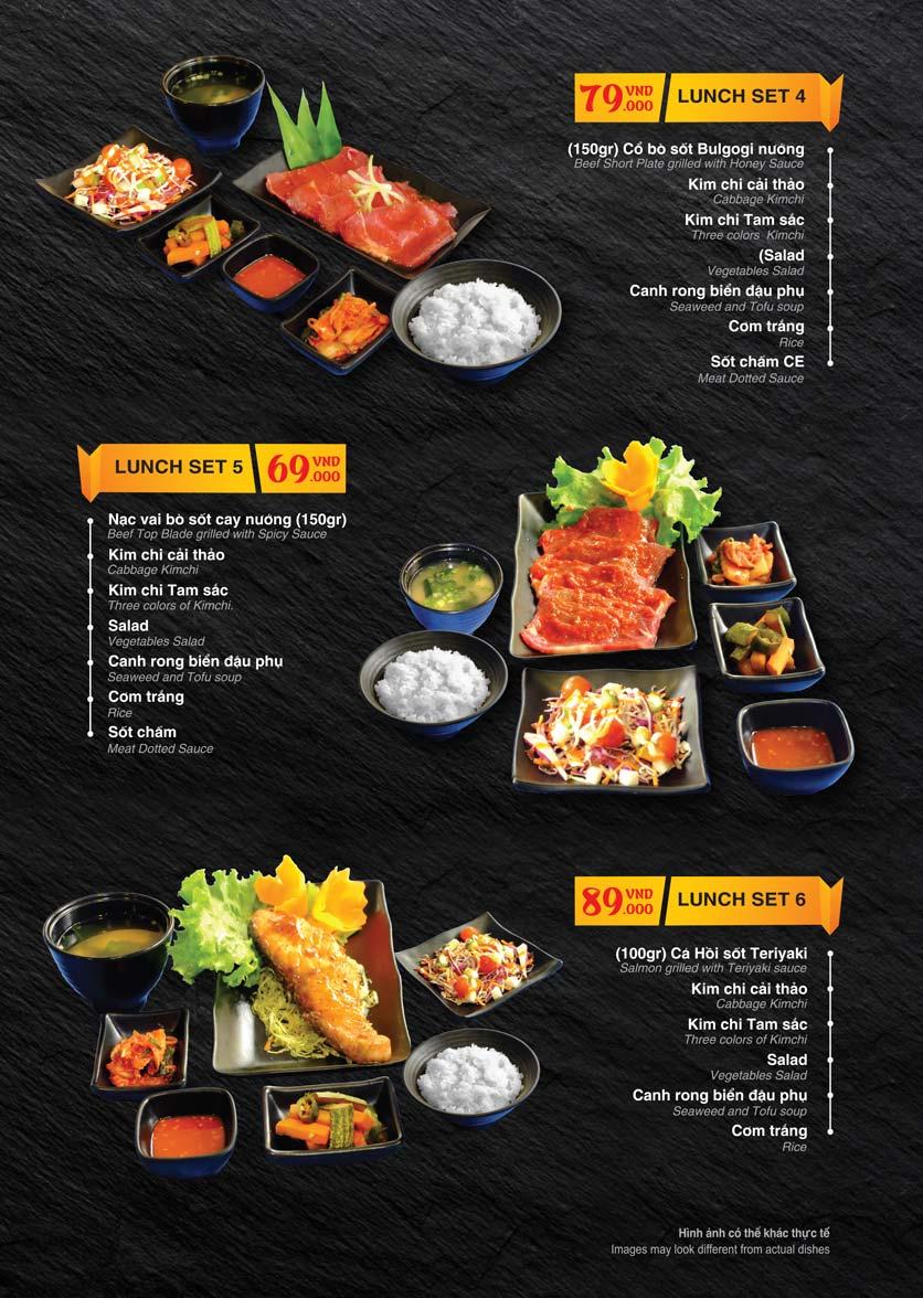 Menu Cheep Eats – Buffet lẩu nướng hải sản - Nguyên Hồng 20