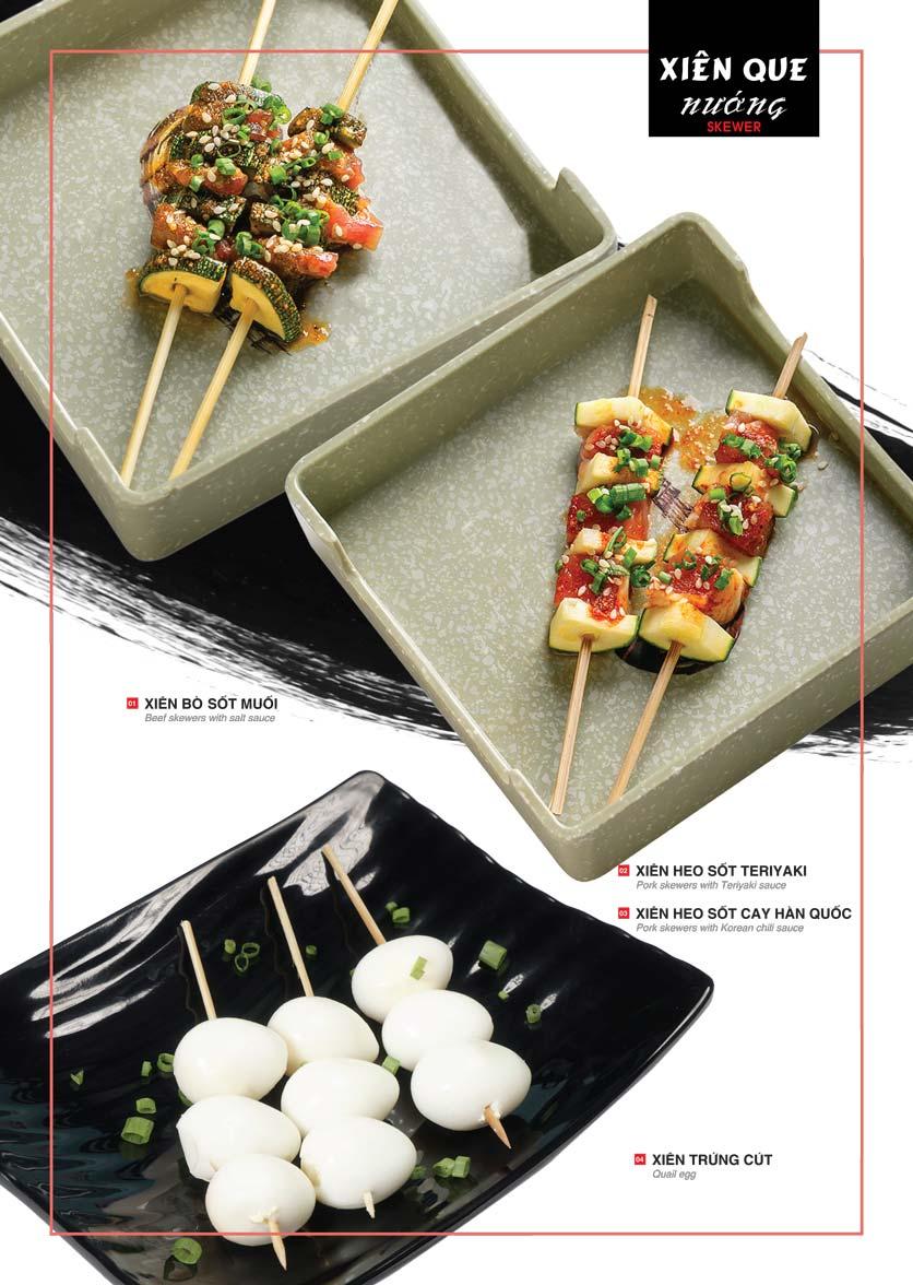 Menu Cheep Eats – Buffet lẩu nướng hải sản - Nguyên Hồng 9