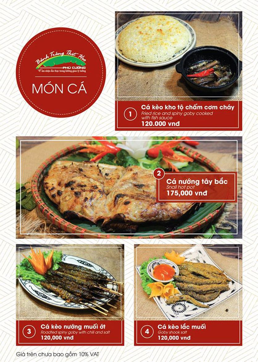 Menu Bánh Tráng Thịt Heo Phú Cường - Vũ Phạm Hàm   16