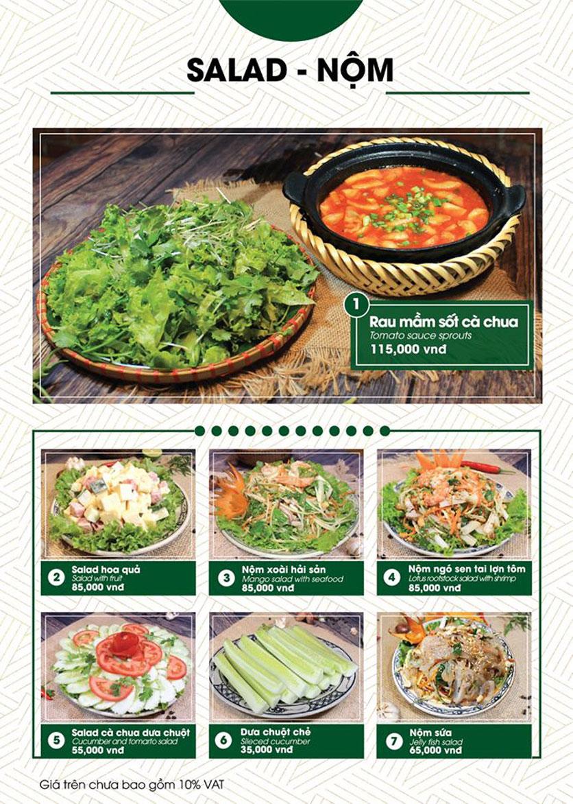 Menu Bánh Tráng Thịt Heo Phú Cường - Vũ Phạm Hàm   17