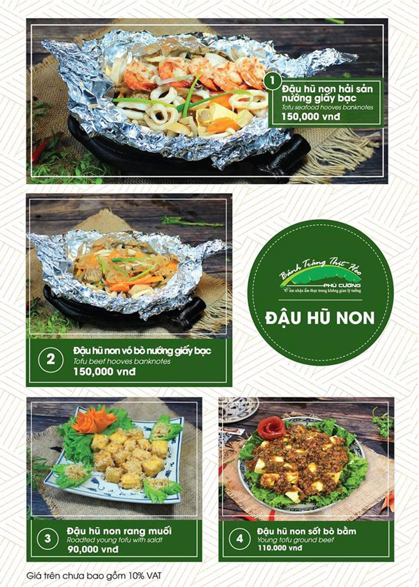 Menu Bánh Tráng Thịt Heo Phú Cường - Vũ Phạm Hàm   23