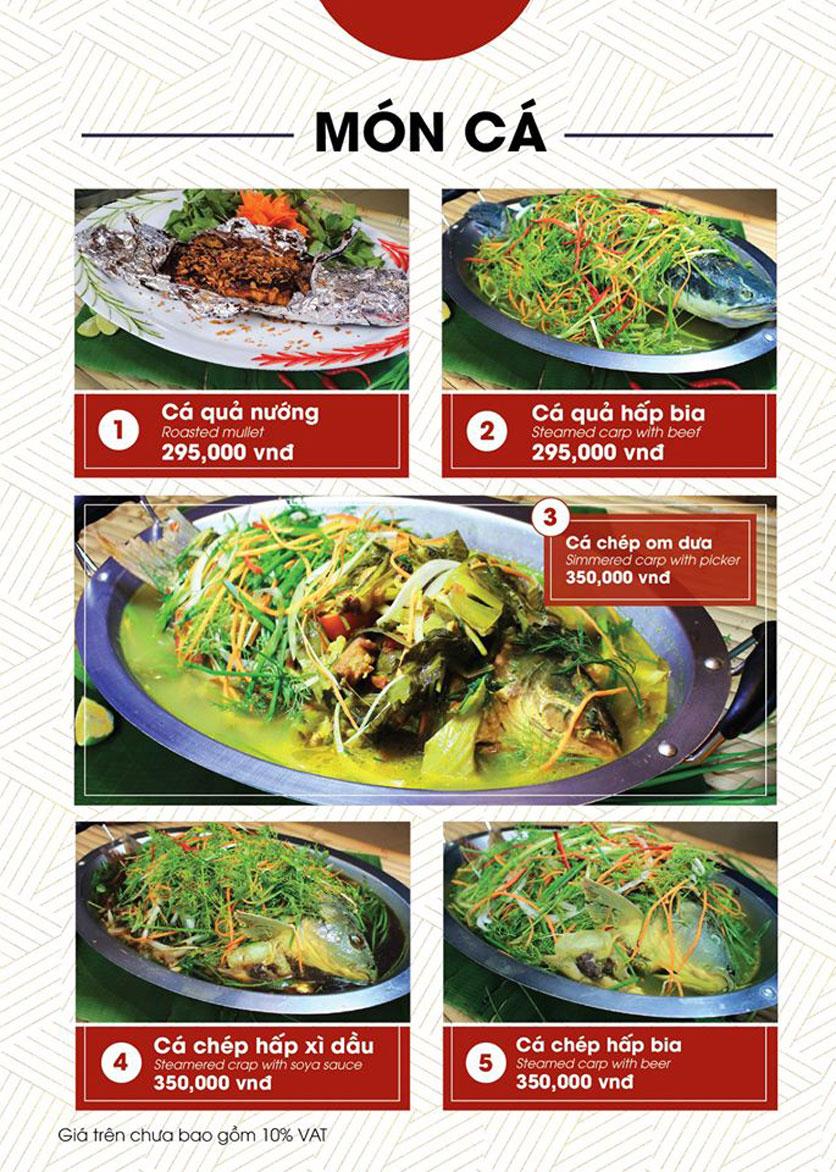 Menu Bánh Tráng Thịt Heo Phú Cường - Vũ Phạm Hàm   8