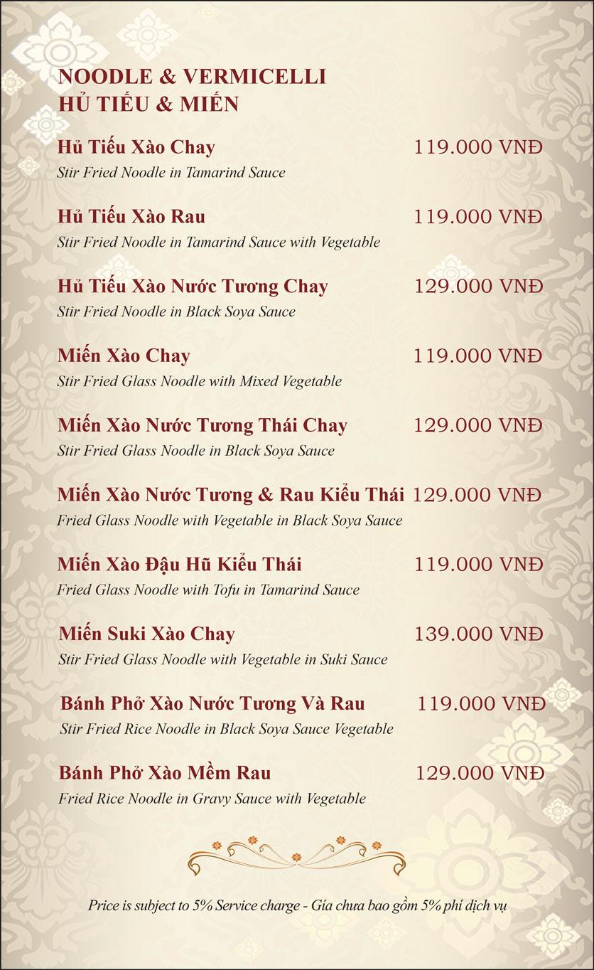 Menu Gusto Thai – Phan Chu Trinh 29