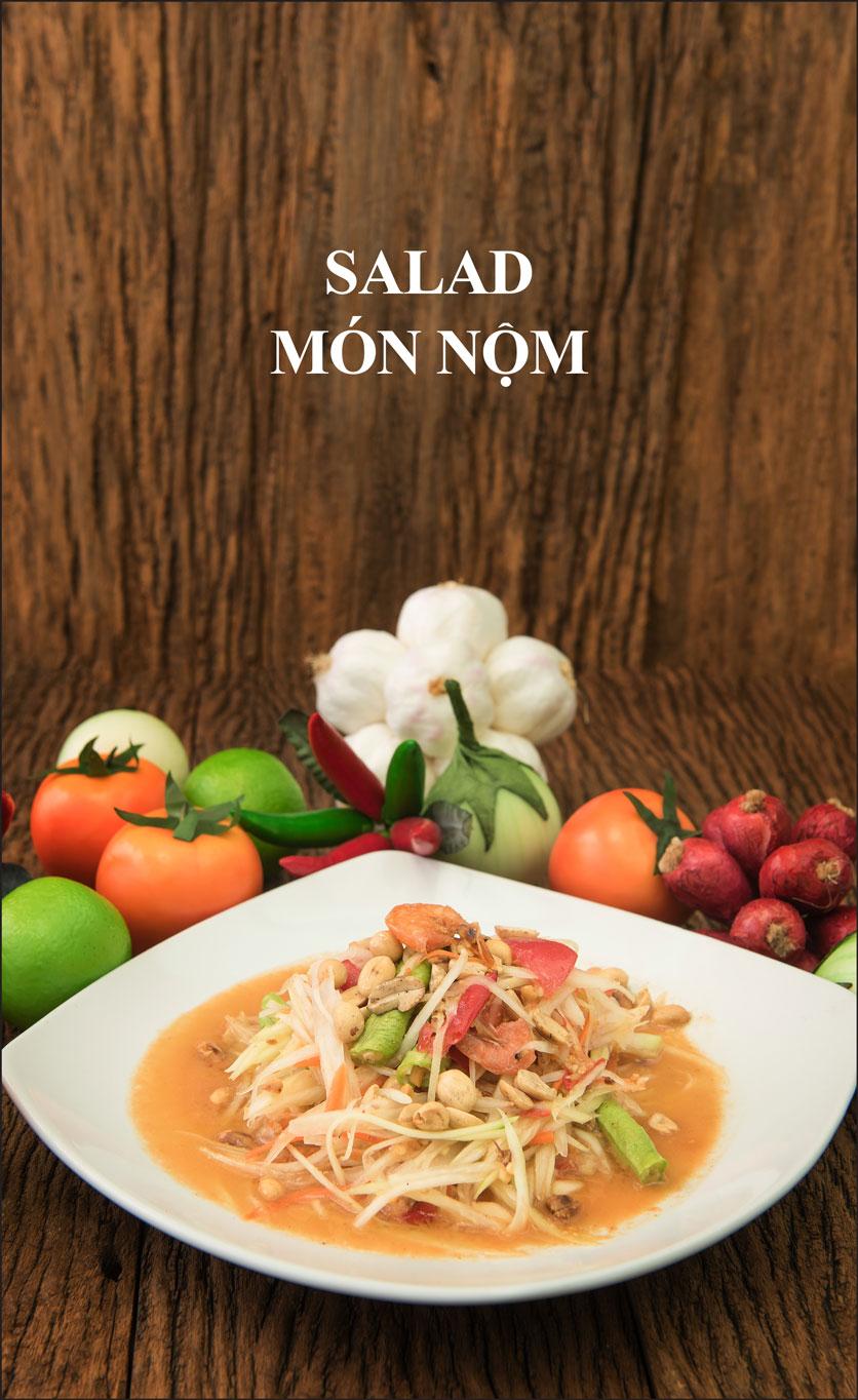 Menu Gusto Thai - Nguyễn Chí Thanh 5