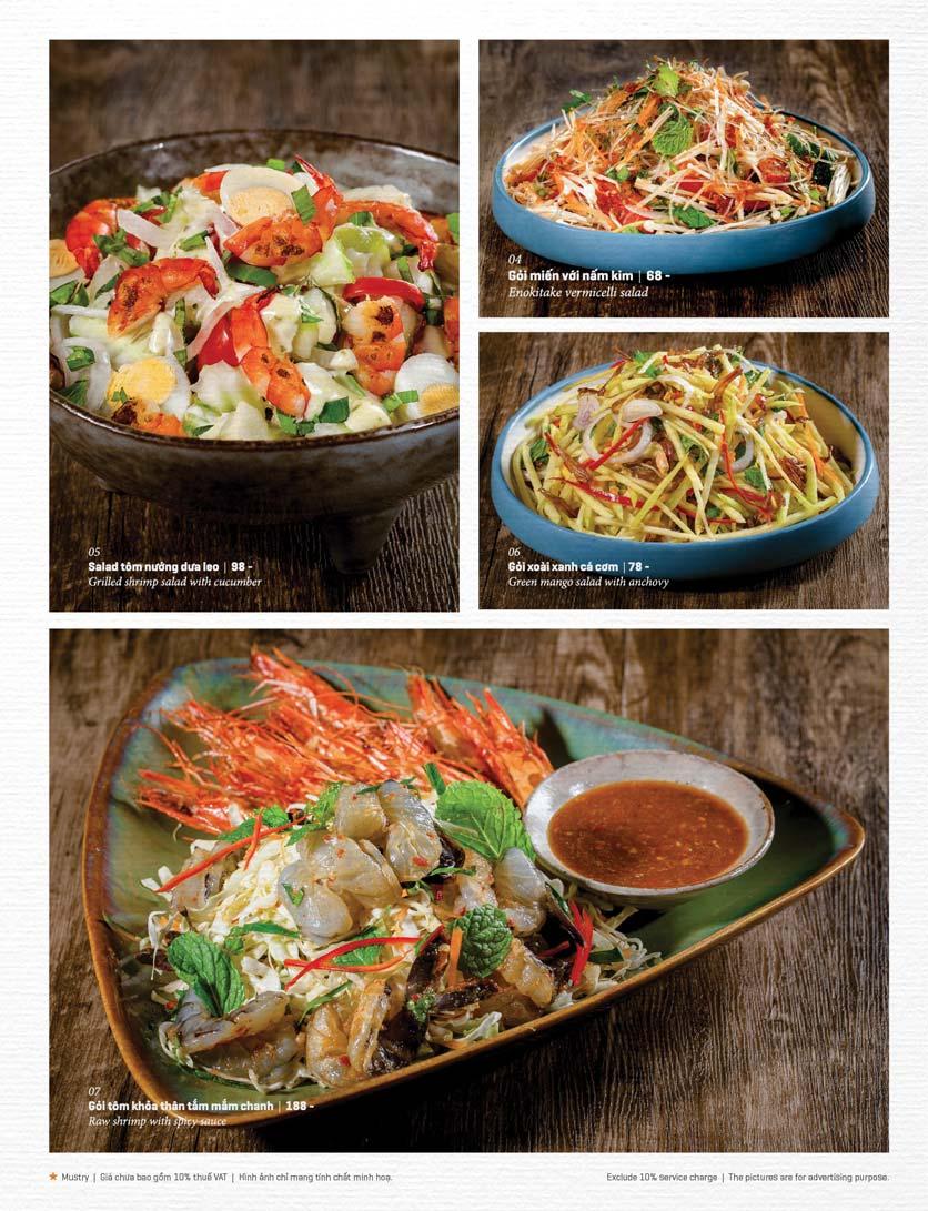 Menu Bếp Thái Koh Yam - Bà Triệu  7