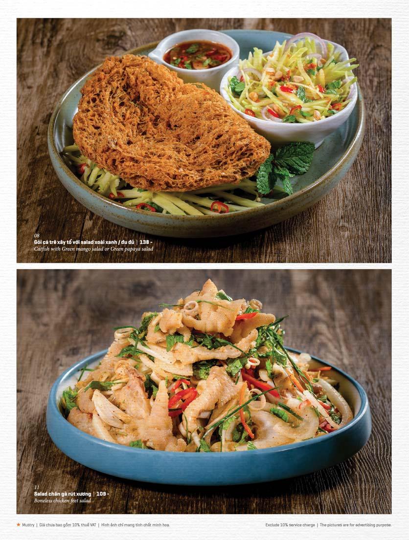 Menu Bếp Thái Koh Yam - Bà Triệu  9