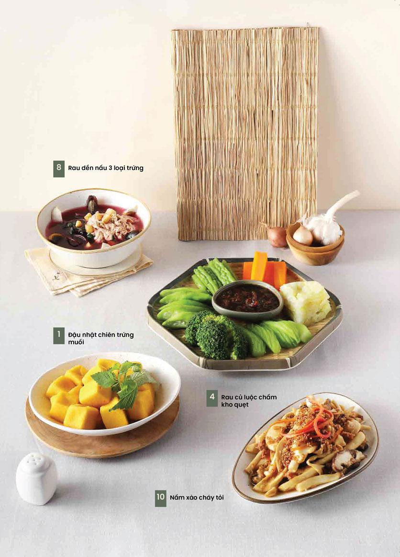 Menu Kampong Chicken House - Cơm gà Hải Nam - Hoàng Đạo Thúy 10