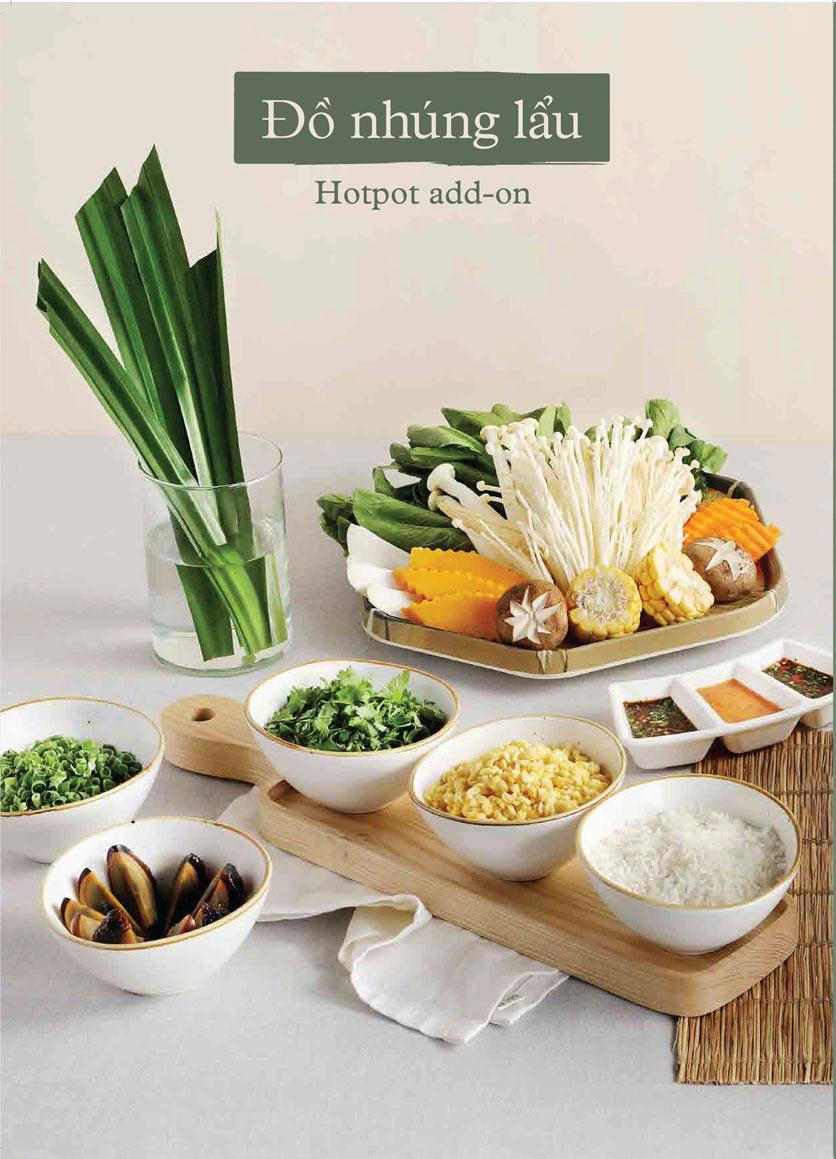 Menu Kampong Chicken House - Cơm gà Hải Nam - Hoàng Đạo Thúy 21