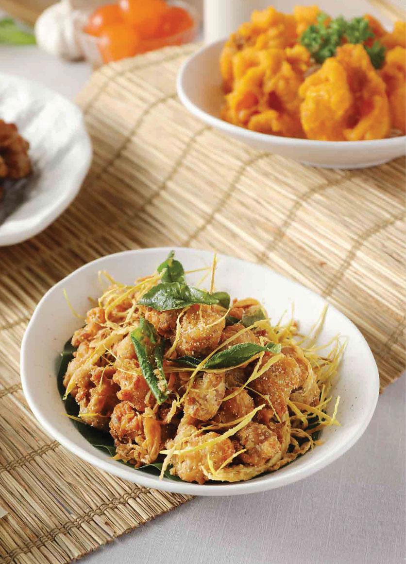 Menu Kampong Chicken House - Cơm gà Hải Nam - Hoàng Đạo Thúy 8