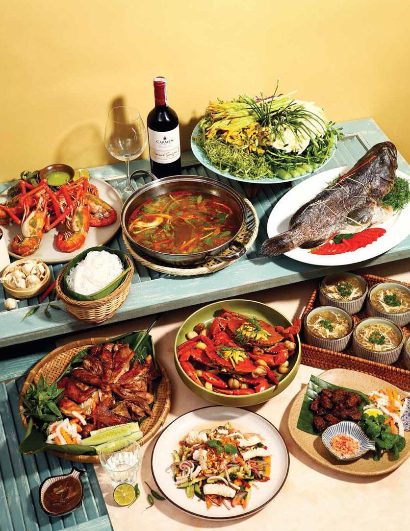 Menu Món Ngon Sài Thành - Huỳnh Thúc Kháng 10
