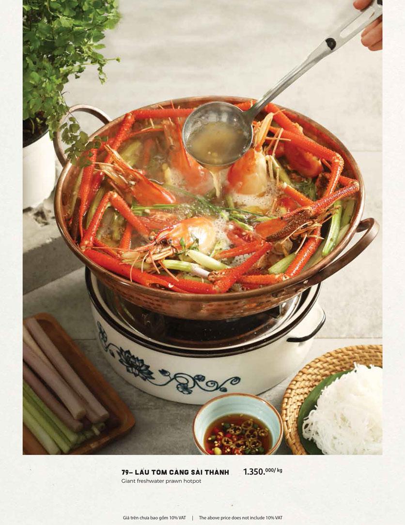 Menu Món Ngon Sài Thành - Huỳnh Thúc Kháng 20