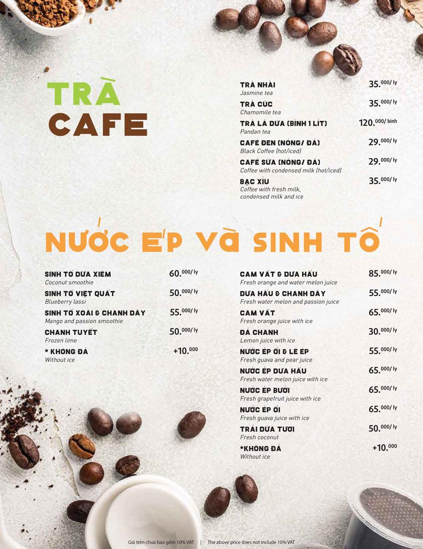 Menu Món Ngon Sài Thành - Huỳnh Thúc Kháng 32