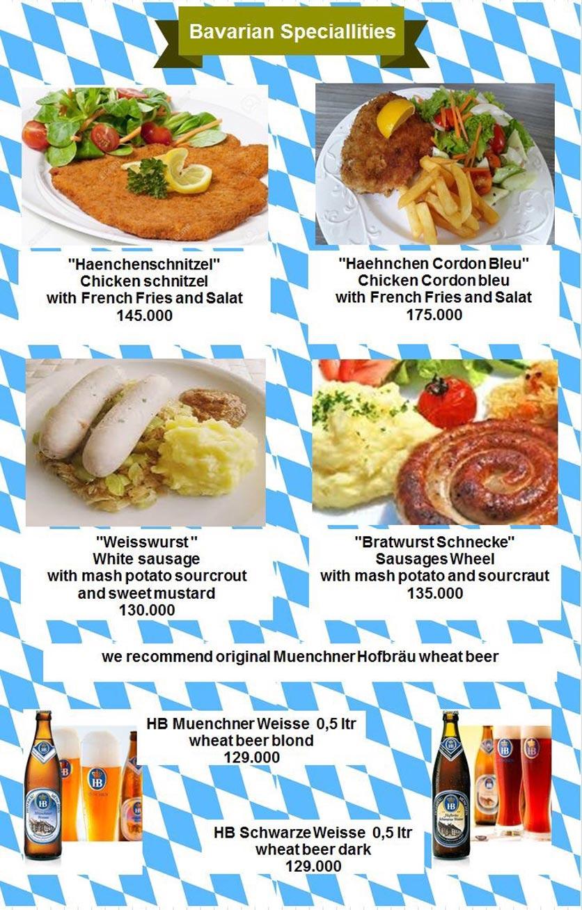 Menu Confidant Restaurant & Bar – Nhà hàng Tri Kỷ - Khu Hưng Gia 1 8