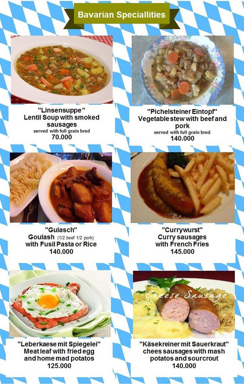 Menu Confidant Restaurant & Bar – Nhà hàng Tri Kỷ - Khu Hưng Gia 1 9