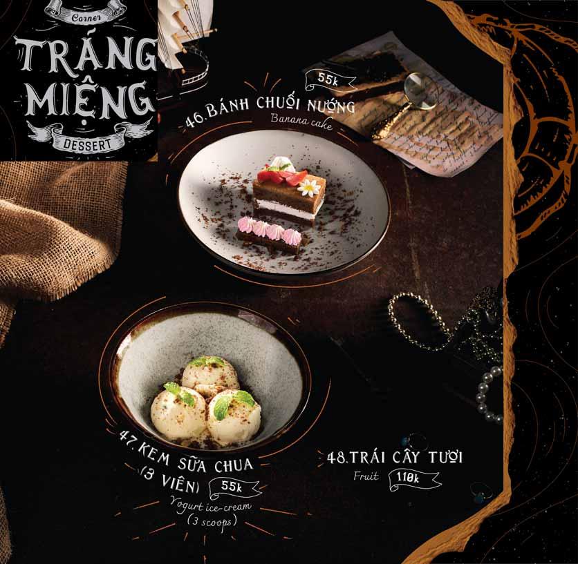 Menu Corner308 Cuisine & Live Music - Điện Biên Phủ   18