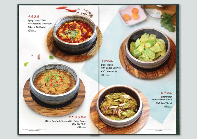Menu Dim Yat Tong - Crescent Mall 10