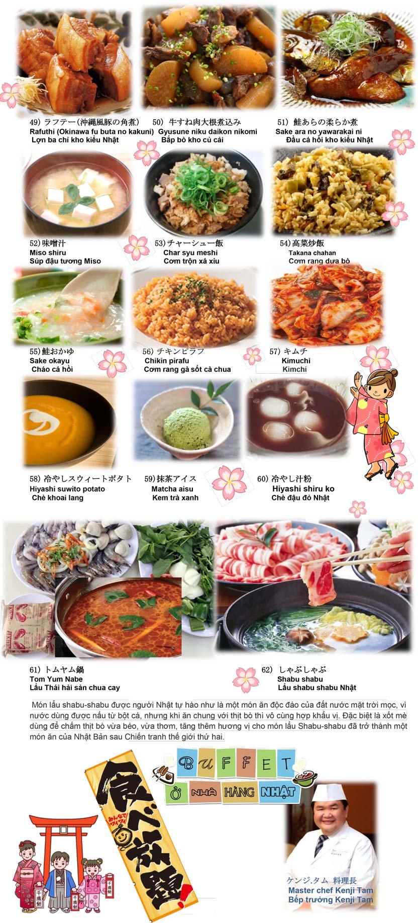 Menu Doki Doki Sushi Club - Nguyễn Hoàng 4
